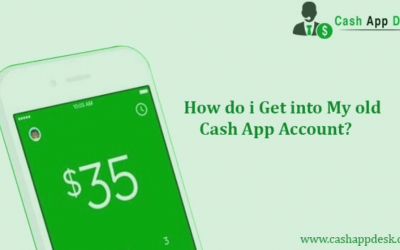 How To Get Into Old Cash App Account?