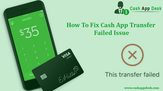 How To Fix Cash App Transfer Failed Issue