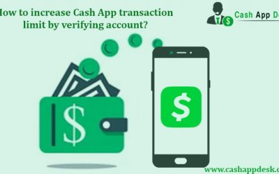 How to Increase Cash App transaction limit by Verifying Account?