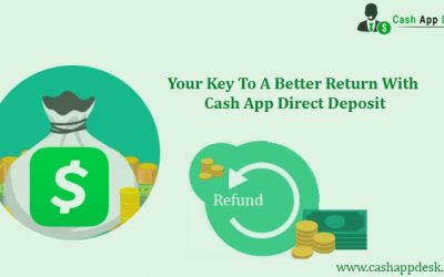 Your Key To A Better Return With Cash App Direct Deposit